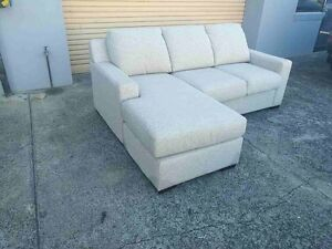 3 seater chaise and 2 seater sofa lounge Mentone Kingston Area Preview