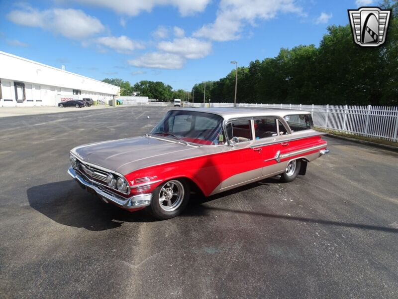 Image 4 Voiture American classic Chevrolet Nomad 1960
