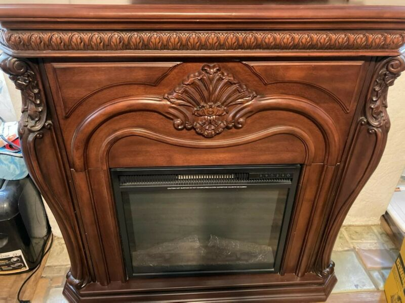 electric fireplace heater. 42inch