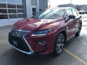 2016 Lexus RX | LOW KM, ACCIDENT FREE, ONE OWNER