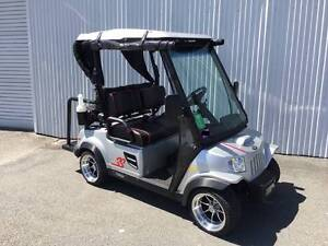 TOMBERLIN-EMERGE-Electric-Golf-Cart 48 Volt with Caddy Seat Gold Coast Region Preview