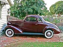 1937 Chevrolet Other Coupe Melbourne Region Preview