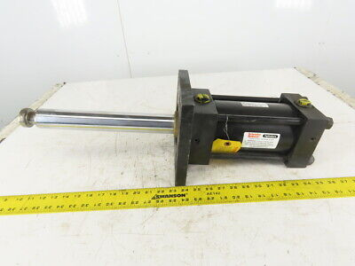 Parker Phea33201 Hydraulic Cylinder 4 Bore 5 Stroke 13 Rod Projection