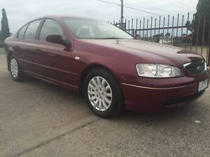 2003 BA Fairmont - Finance or (*Rent-To-Own *$43pw) North Geelong Geelong City Preview