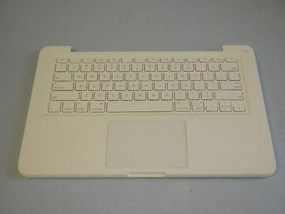 "Original Apple Macbook A1342 13.3"" Palmrest Touchpad US Keyboard 806-0468 White"
