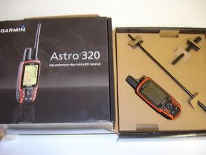 Garmin Astro 320 Handheld GPS Dog Tracking System New | eBay