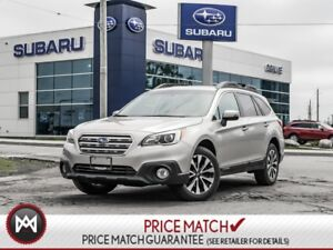 2016 Subaru Outback LTD LEATHER NAVI CAMERA BUY NOW!