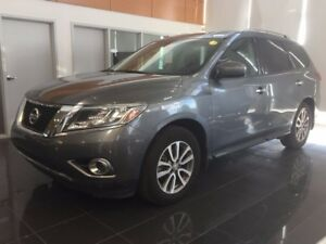 2016 Nissan Pathfinder SV+AWD+MAGS+7PLACES ET++ SV+AWD+MAGS+7PLA