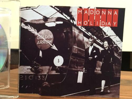 """Holiday"" Madonna CD single (4 tracks)"