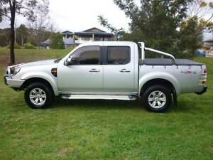 2009 4WD Ford Ranger XLT Dual Cab Diesel Ute Muswellbrook Muswellbrook Area Preview