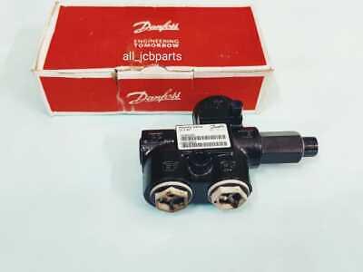 Jcb Genuine Danfoss Priority Valve Steering Part 35412100 35410600 35411900