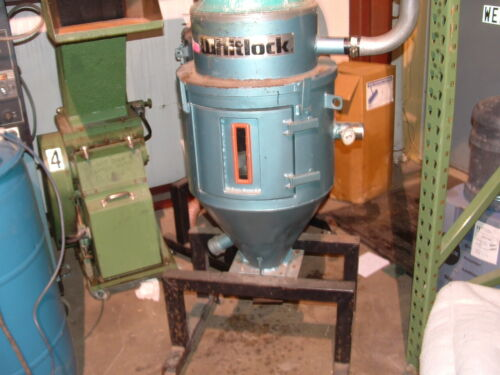 Whitlock Insulated Drying Hopper
