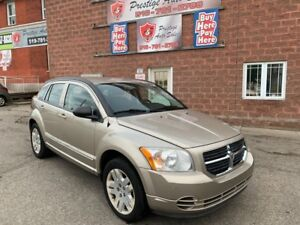 2010 Dodge Caliber SXT/NO ACCIDENT/CERTIFIED/WARRANTY INCLUDED