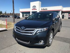 2016 Toyota Venza LIMITED CUIR TOIT MAGS BLUETOOTH SIGES CHAUFFA