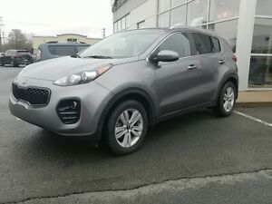 2017 Kia Sportage LX Sure Footed Awd SUV