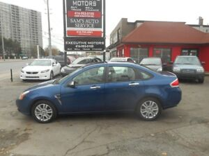 2009 Ford Focus SEL LOADED