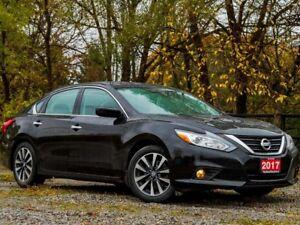 2017 Nissan Altima 2.5 SV - NO ACCIDENTS|BACKUP CAM|KEYLESS|