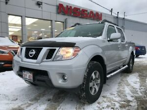 2013 Nissan Frontier PRO-4X!! Leather, Sunroof, Navigation!