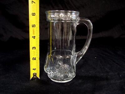16 Oz Beer Mugs (Anchor Hocking Specialty Glass 16 oz Barware Golf Bag Beer Mugs NOS 24 per)