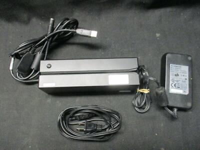 Id Tech Econowriter Idwa-336412b Usb Magnetic Card Reader Writer - Used