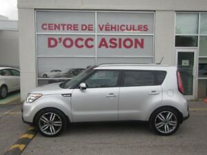 2016 Kia Soul SX LUXURY NAVIGATION NAVIGATION, LEATHER + PANORAM