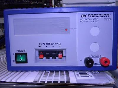 Bk Precision 1682a Fixed Voltage High Current Dc Power Supply New Calibrated