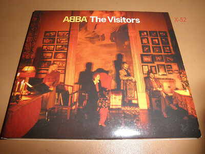 ABBA the Visitors CD final album hits When All is Said and Done Head Over Heels