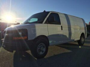2016 Chevrolet Express Cargo Van Allongé V8 4.6L