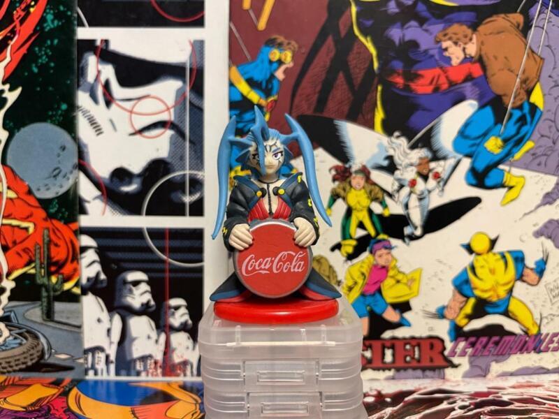 Seymour 16 Figure Final Fantasy x Coca Cola