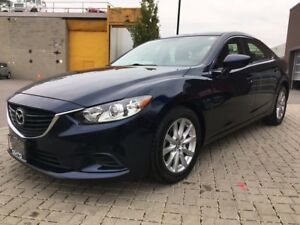 2016 Mazda Mazda6 GS, SKY-ACTIV!!! BACK-UP CAMERA!!! HEATED SEAT