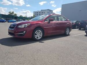 2016 Subaru Impreza AWD HEATED SEATS BACK UP CAMERA