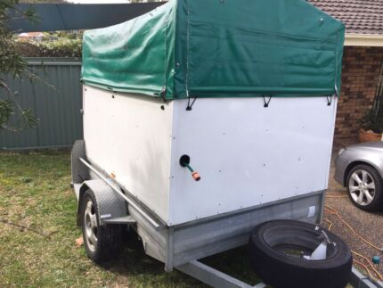 Mobile Dog Grooming Trailer (fully equipped!) Mount Hutton Lake Macquarie Area Preview