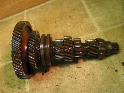 Ford 851 Powermaster Tractor 800 801 4 Speed Transmission Bottom Shaft And Gears