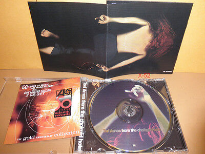 TORI AMOS Cd FROM THE CHOIRGIRL HOTEL Hits JACKIE s STRENGTH Spark RASPBERRY SW - $11.99