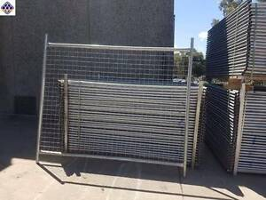 Temporary Fence Panels 2.1 m*2.4 m 48mm Pipe SOLD OUT Arndell Park Blacktown Area Preview