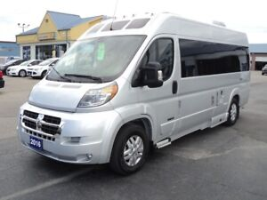 2016 RAM ProMaster 3500 High Roadtrek Zion