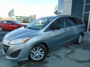 2012 Mazda Mazda5 GS 6 PASSAGERS AUTOMATIQUE CLIMATISEUR
