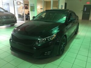 2015 Kia Optima SX TURBO / GPS / TOIT / CUIR / BLUETOOTH /