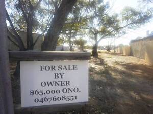 COUNTRY WHEATBELT BLOCK 1012sqm FOR SALE with a large shed Bruce Rock Bruce Rock Area Preview