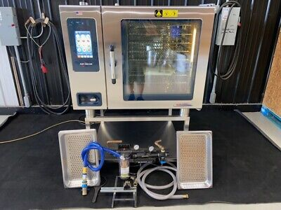 Alto Shamm Combi Combitherm Gas Steam Boilerles Cooking Convection Oven Ctp7-20g