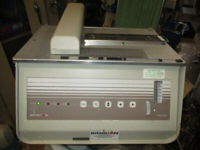Bioscan Ar-2000 Radio - Tlc Imaging Scanner B-ar-2000-1