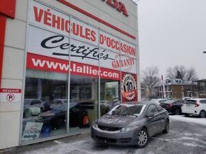 2011 Honda Civic Cpe SE, LIVRAISON FACILE