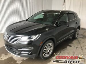2015 Lincoln MKC Reserve AWD GPS Cuir Toit Panoramique MAGS