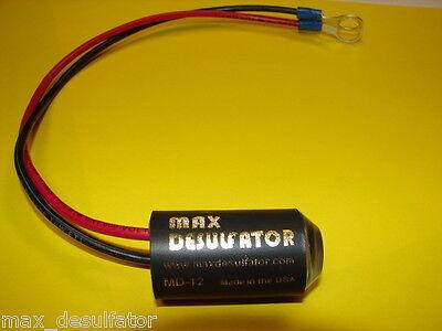 Max Battery Desulfator   Desulphator Solar Wind Ev Marine Storage 12V 12 Volt