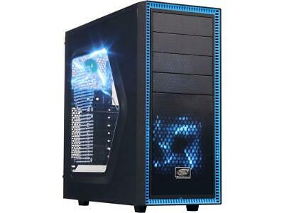 DEEPCOOL TESSERACT SW Mid Tower Computer Case with Side Wind