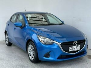 2018 Mazda 2 DJ2HAA Neo SKYACTIV-Drive Blue 6 Speed Sports Automatic Hatchback Mount Gambier Grant Area Preview