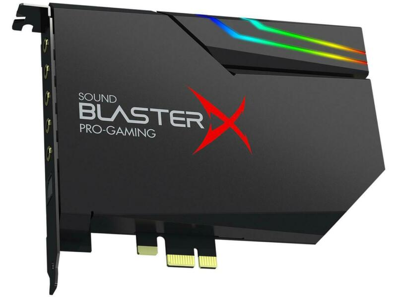 Creative Sound BlasterX AE-5 Plus PCI-e Interface Sound Card