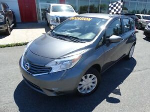 2016 Nissan Versa Note SV/AUTOMATIQUE/AIR CLIMATISÉ/BLUETOOTH/