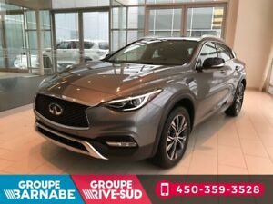 2018 Infiniti QX30 2.0T AWD TECHNOLOGIE GPS FINAL CLEAROUT !!