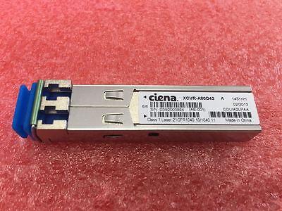 Разное Ciena XCVR-A80D43 SFP 1.25G CWDM